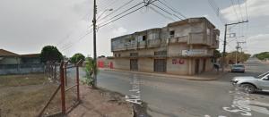Estabelecimento no bairro Marília onde aconteceu o assalto.
