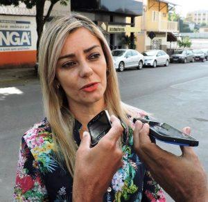 """Mariana, do Jacinto Campos: """"A gente tem uma demanda muito grande""""."""