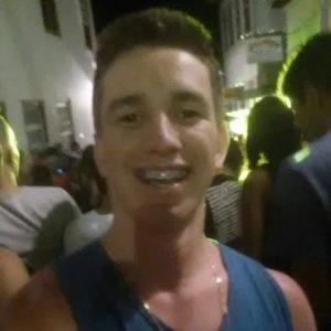 Leonardo Batista, também de Moema, foi a outra vítima. (Foto: Facebook)