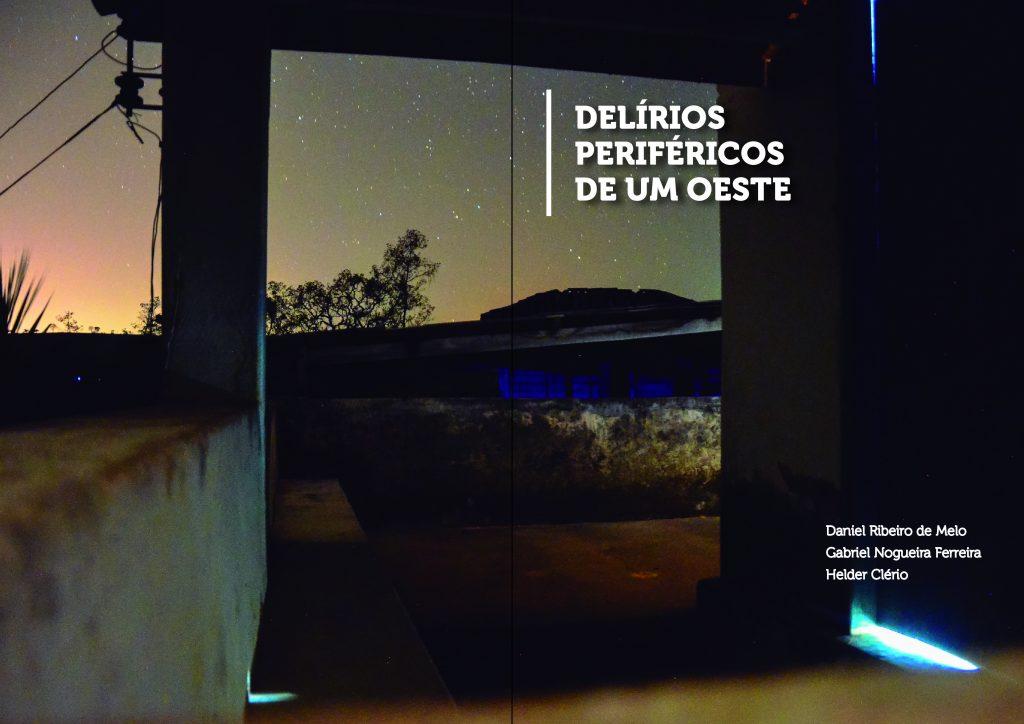 Capa do livro (Foto: reprodução Jornal Cidade)
