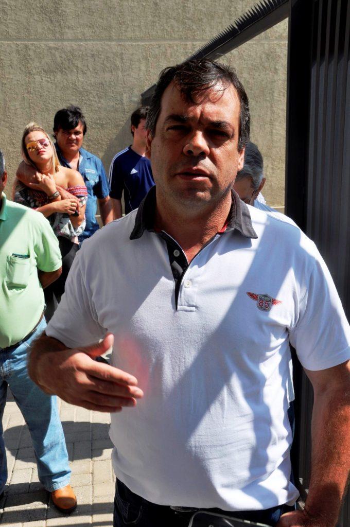 Sérgio Rezende, ex-diretor do Sindicato