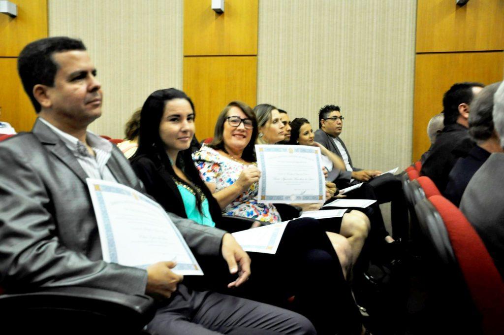 Elias Isaías, Josiane Almeida, Cida Marcelino e Quelli Couto