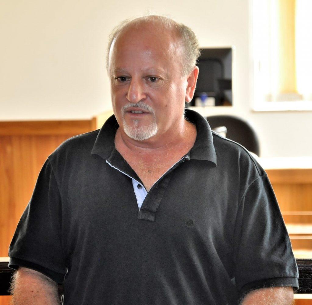 Roberto Amaral, atual presidente do Consep