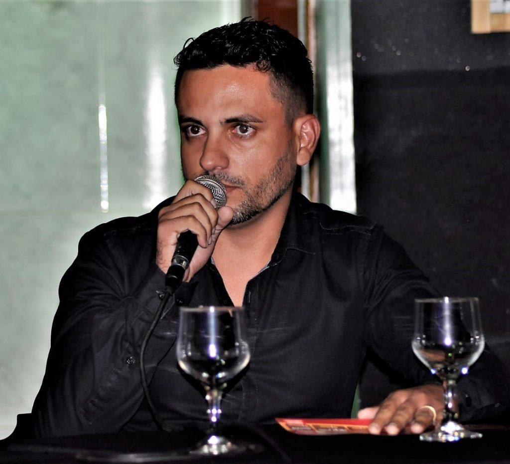 Patrício Gontijo, Secretário de Cultura e Turismo de LP